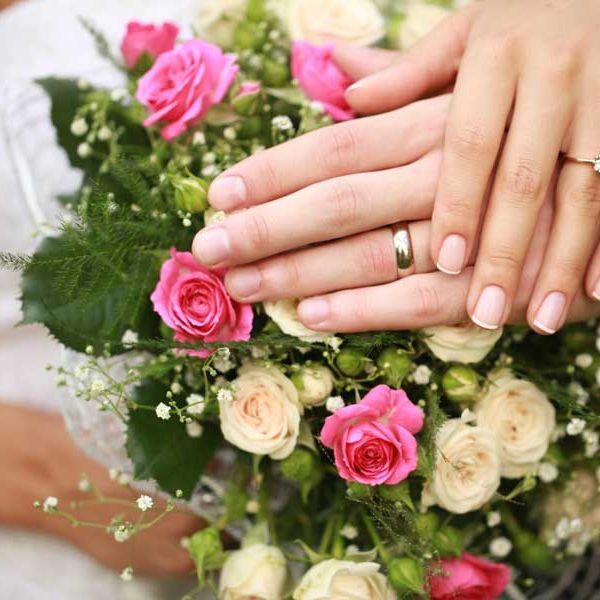 Veranstaltungen und Hochzeit